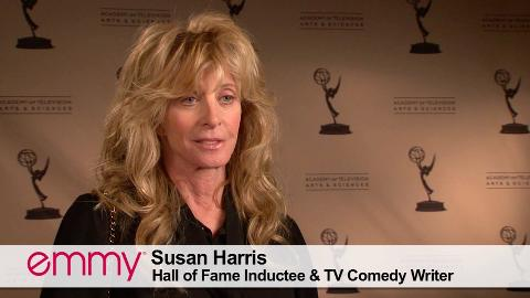 Hall Of Fame 2011 Inductee Susan Harris Exclusive