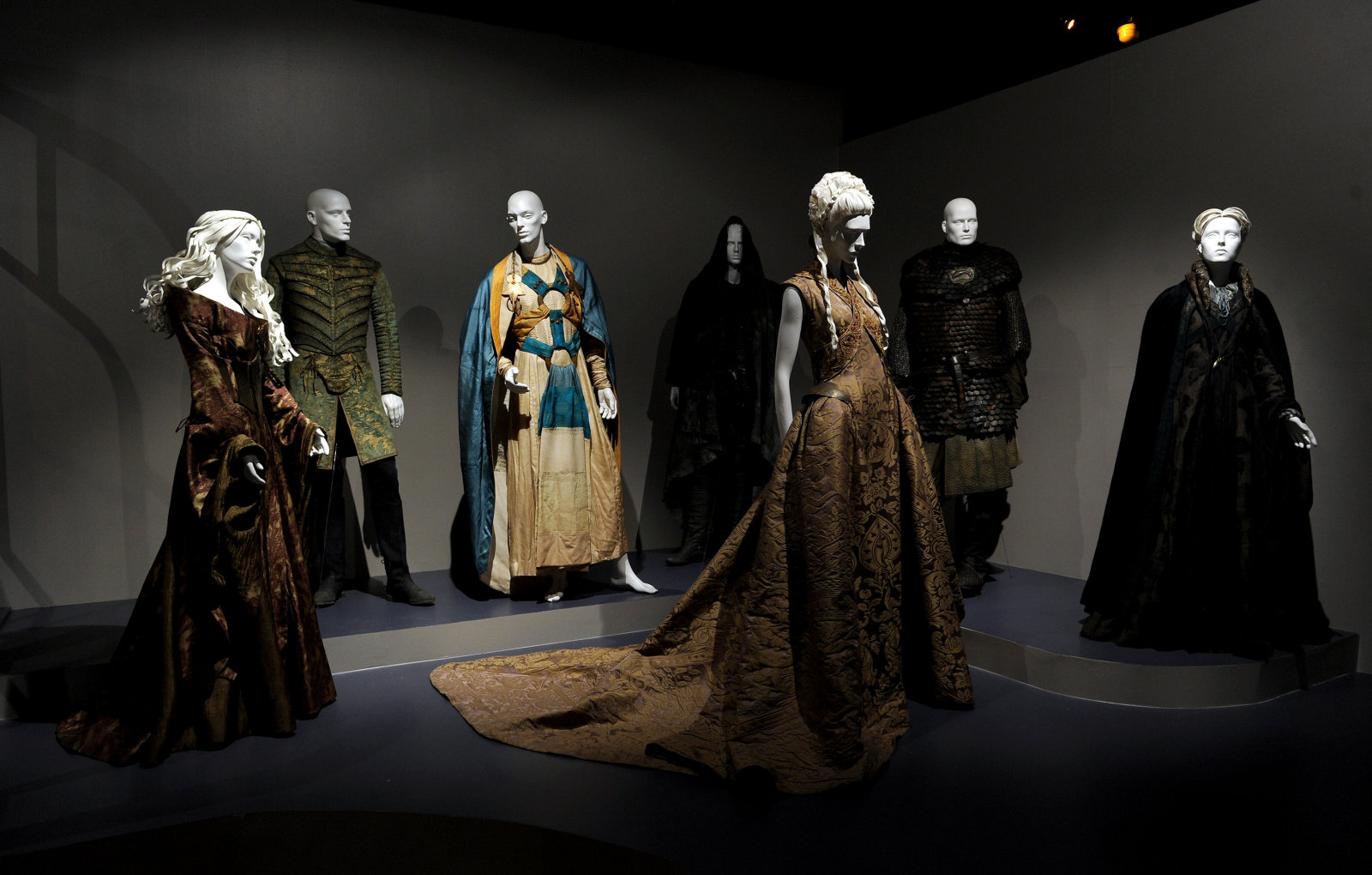 Costume Designs From Game Of Thrones Television Academy