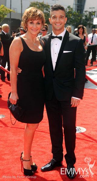 L R Shirley Ballas And Mark Ballas Attend The 2011