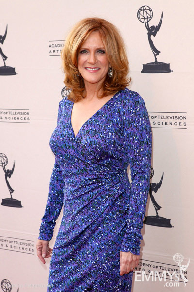 Carol Leifer arrives at Ladies Who Make Us Laugh