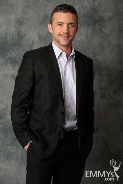 Jeff Hephner At An Evening With Boss Television Academy