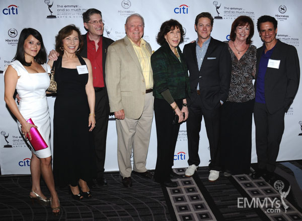 Performers Peer Group Committee at the 2013 Performers Emmy Celebration