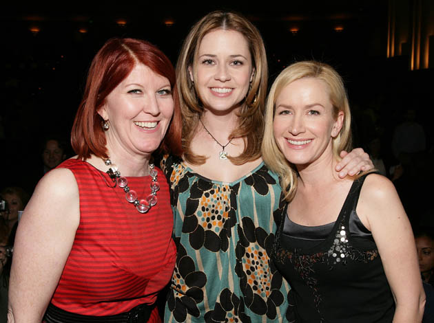 The Office - Kate Flannery, Jenna Fischer and Angela Kinsey
