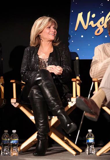 Actress Markie Post