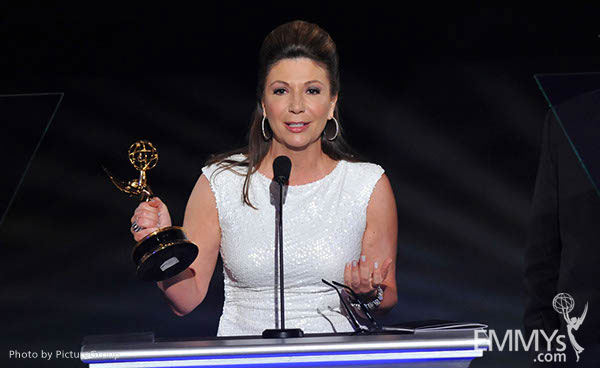 Ana Garcia at the LA Area Regional Emmys