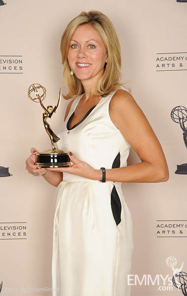 DeAnn Marshall at the LA Area Regional Emmys