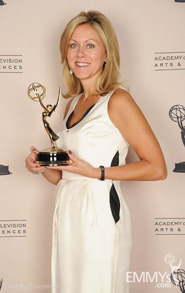 DeAnn Marshall at the LA Area Regional Emmys