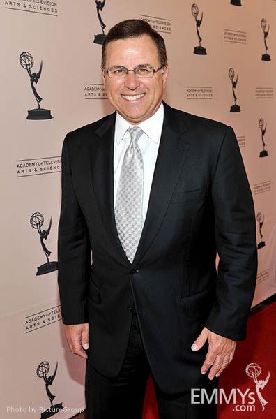 Carlos Amezcua at the LA Area Regional Emmys