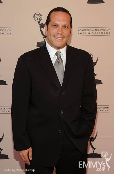 Josh Rubenstein at the LA Area Regional Emmys