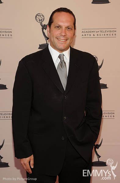 Josh Rubenstein at the LA Area Regional Emmys