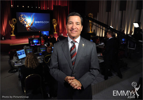 Bruce Rosenblum at the 64th Primetime Emmy Awards Nominations