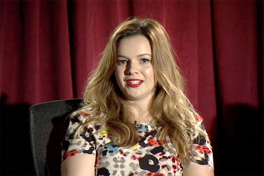 Amber Tamblyn Fat 89