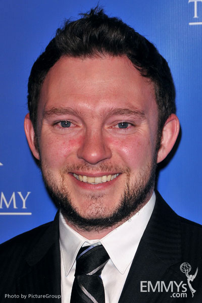 Nate Corddry arrives at the 5th Annual Television Academy Honors