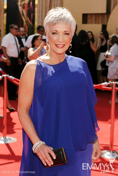 Randee Heller arrives at the Academy of Television Arts & Sciences 63rd Primetime Emmy Awards at Nokia Theatre L.A. Live
