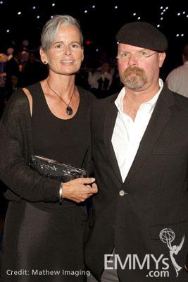 Jamie Hyneman Wife and Jamie Hyneman attend