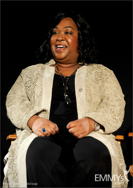 Shonda Rhimes participates in Welcome to Shondaland