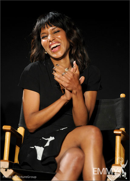 Kerry Washington participates in Welcome to Shondaland