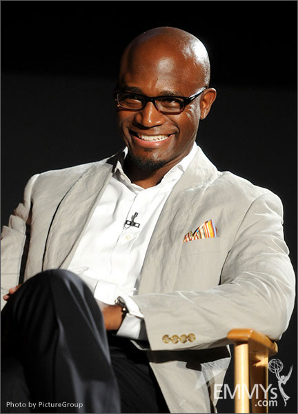 Taye Diggs participates in Welcome to Shondaland