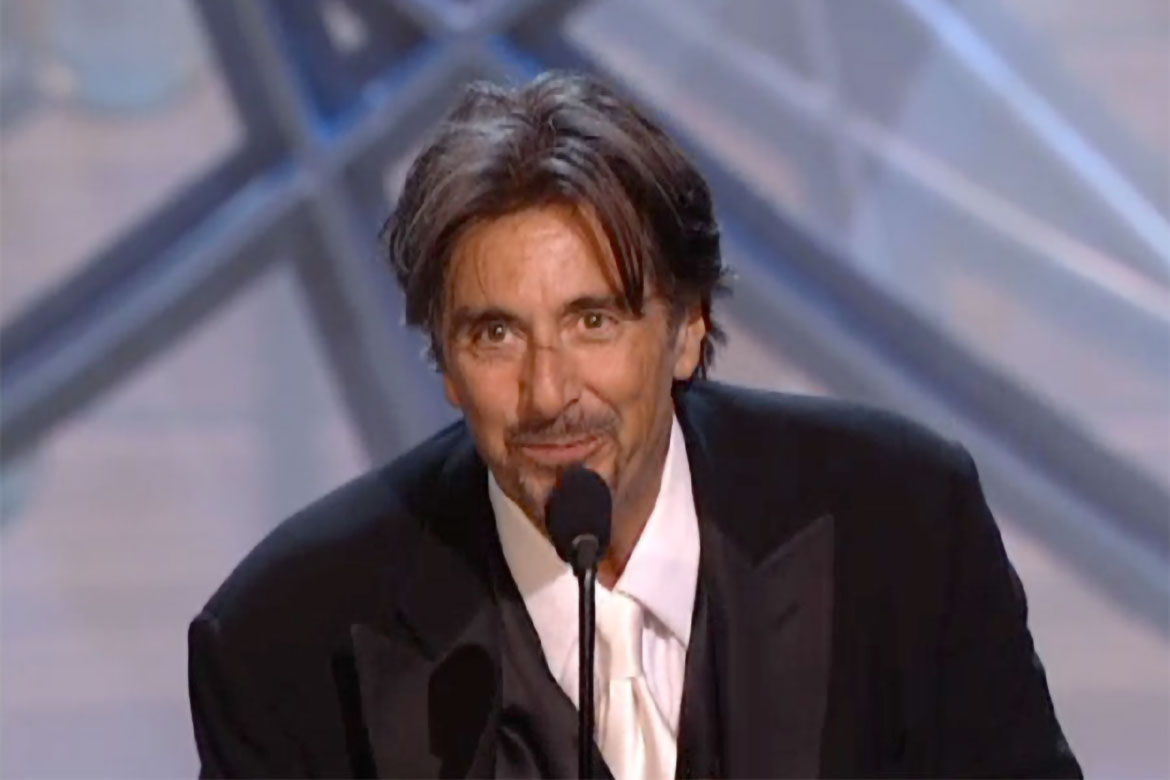 Al pacino accepts the emmy for lead actor in a miniseries or a movie al pacino accepts the emmy for lead actor in a miniseries or a movie television academy m4hsunfo