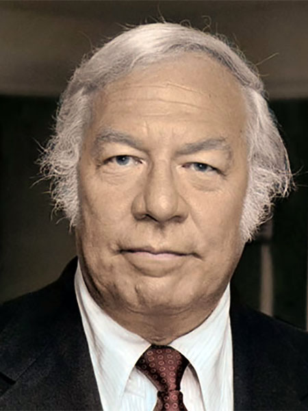 George Kennedy | Television Academy