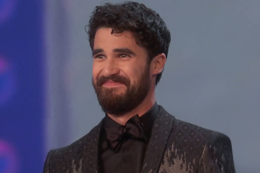 70th emmy awards darren criss wins outstanding lead actor in a