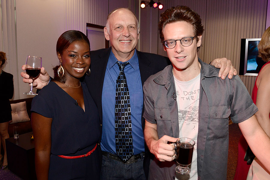Erica Tazel Nick Searcy Jacob Pitts Television Academy From spelman college and an m.f.a. television academy