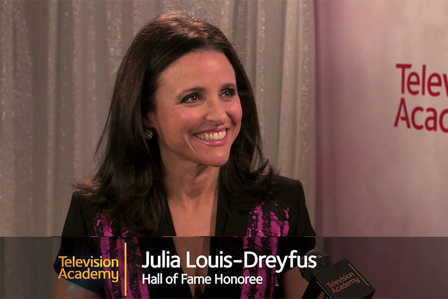 Julia Louis Dreyfus Sister Julia Louis Dreyfus Interview