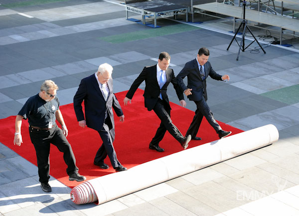 Photos: Red Carpet Roll-Out 2012 | Television Academy