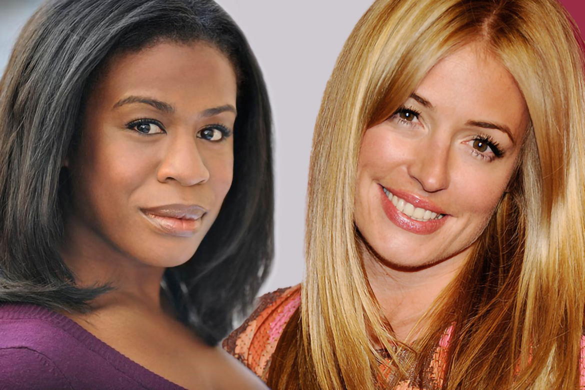 Uzo Aduba and Cat Deeley