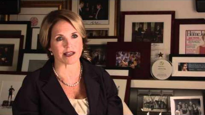 Embedded thumbnail for Katie Couric | Professions| Katie Couric on lessons learned from being an anchor on <i>Today</i>