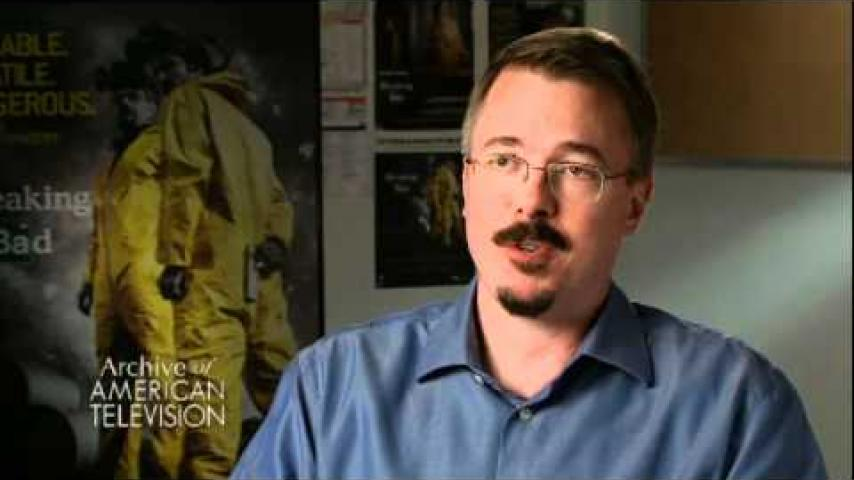 """Embedded thumbnail for Vince Gilligan on the inspiration for Breaking Bad and the character of """"Walter White"""""""