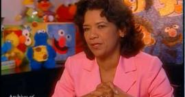 Embedded thumbnail for Sonia Manzano   Shows  Sonia Manzano on working on the set of <i>Sesame Street</i>