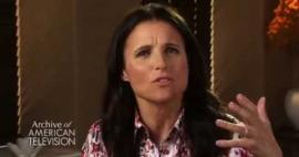 """Embedded thumbnail for Julia Louis-Dreyfus on her character """"Elaine Benes"""" on Seinfeld"""
