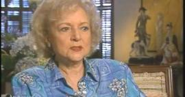 Embedded thumbnail for Betty White on the original script and casting of The Golden Girls