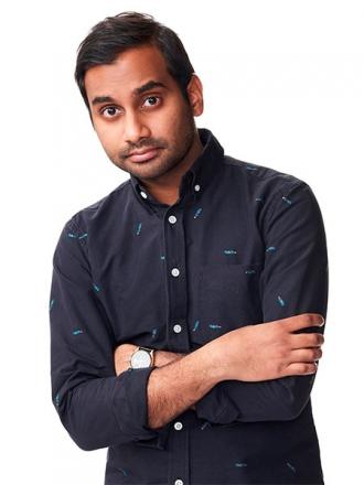 Aziz ansari a randevúk webhelyein