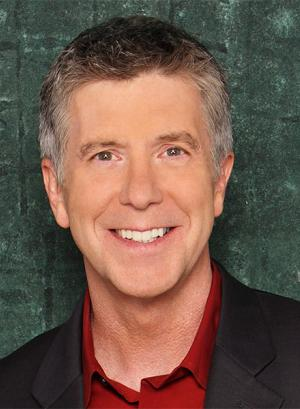tom bergeron height