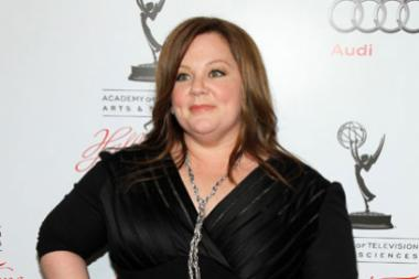 Melissa McCarthy arrives at the 21st Annual Hall of Fame Gala