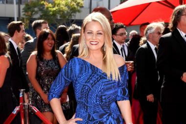 Marina Toybina on the Red Carpet at the 65th Creative Arts Emmys