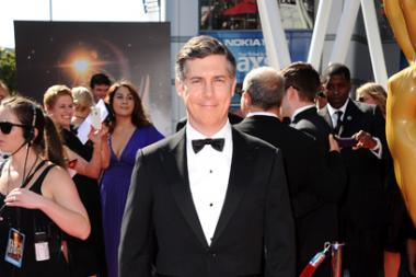 Chris Parnell on the Red Carpet at the 65th Creative Arts Emmys