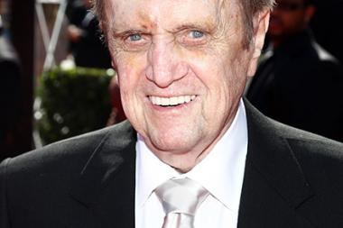 Bob Newhart on the Red Carpet at the 65th Creative Arts Emmys