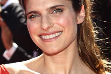 Lake Bell on the Red Carpet at the 65th Creative Arts Emmys