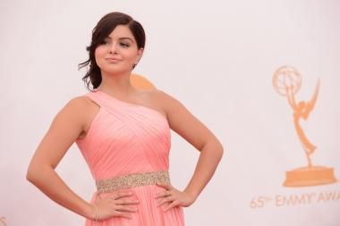 Ariel Winter on the Red Carpet at the 65th Emmys