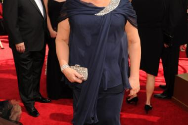 Margo Martindale on the Red Carpet at the 65th Emmys
