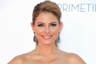 Maria Menounos arrives at the Academy of Television Arts & Sciences 64th Primetime Emmy Awards at Nokia Theatre L.A. Live on September 23, 2012 in Los Angeles, California.
