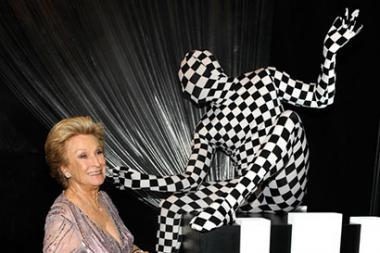 Cloris Leachman attends the Academy of Television Arts & Sciences 2011 Primetime Creative Arts Emmy Awards Governors Ball