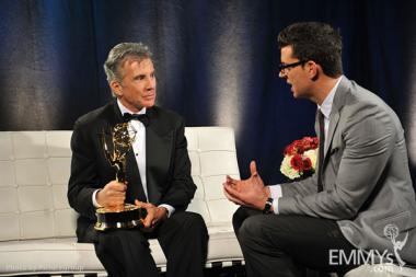 Emmy winner John Walsh attends the 2011 Academy of Television Arts & Sciences Primetime Creative Arts Emmy Awards Governors Ball