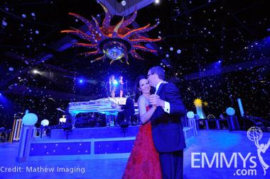 A general view of atmosphere at the Governor's Ball during the 62nd Primetime Creative Arts Emmy Awards at Nokia Theatre
