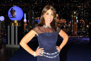 Actress Kate Linder attends Governor's Ball during the 62nd Primetime Creative Arts Emmy Awards at Nokia Theatre