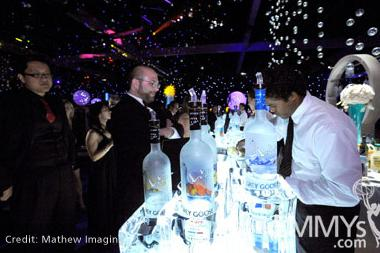 General view of the atmosphere at Governor's Ball during the 62nd Primetime Creative Arts Emmy Awards at Nokia Theatre