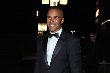 Shemar Moore at the Governors Ball